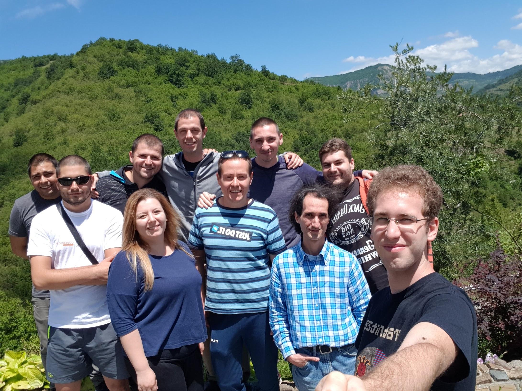 Vola Software Team