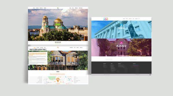 365 Association, Free Sofia Tour, and Free Plovdiv Tour