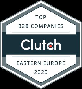Top Developer in Eastern Europe 2020