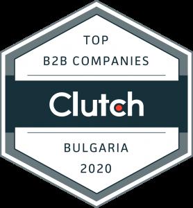 Top Developer in Bulgaria 2020