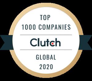 Clutch 1000 Global 2020