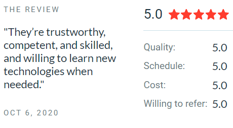 A 5 star clutch review